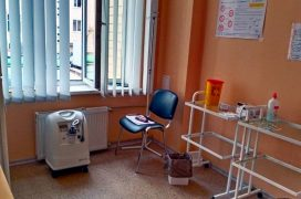 кабінет вакцинації Бахмут COVID-19